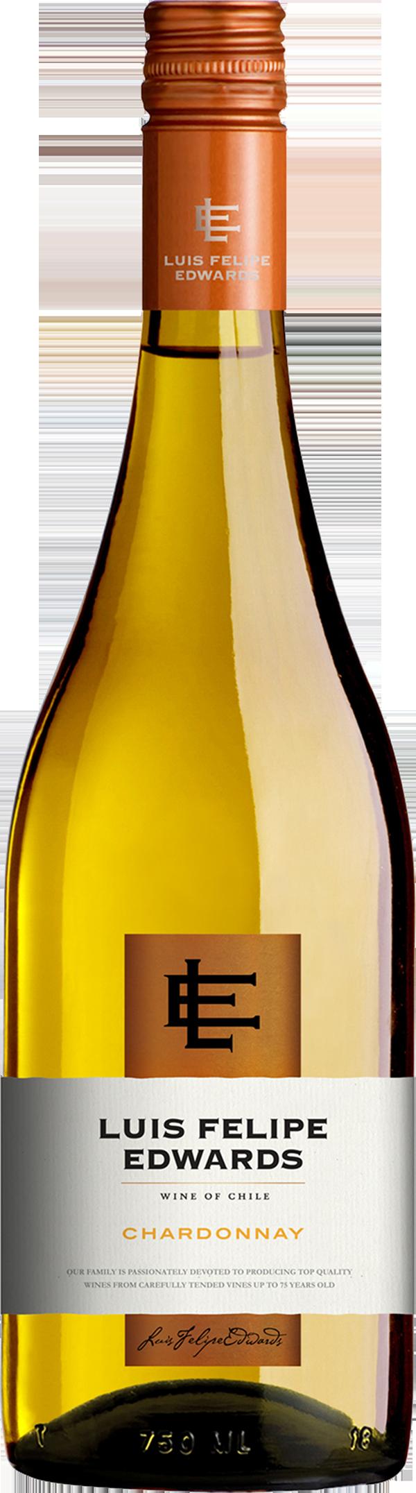Luis Felipe Edwards Chardonnay Pupilla