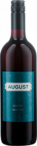 August Cuvee Quattro