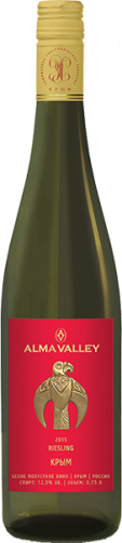 Alma Valley, Riesling