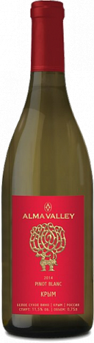 Alma Valley Pinot Blanc