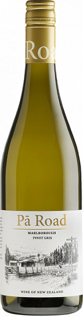 Pā Road Marlborough Pinot Gris