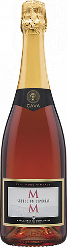 MM Selection Especial Cava Brut Rose