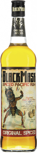 Black Mask Original Spiced