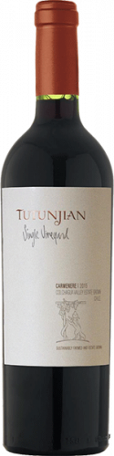Tutunjian Single Vineyard Carmenere