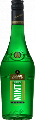 Fruko Schulz Green Mint