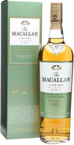 Macallan Masters Edition