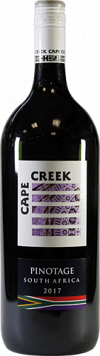 Cape Creek, Pinotage 1.5л
