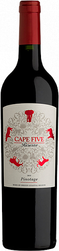 Cape Five Pinotage Reserve