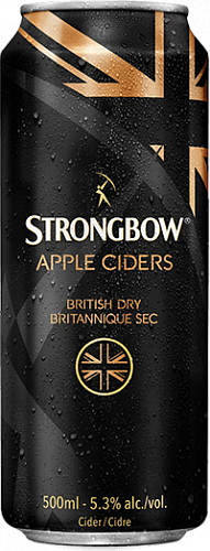 Strongbow 0.5л