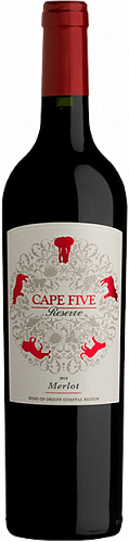 Cape Five Merlot Reserve
