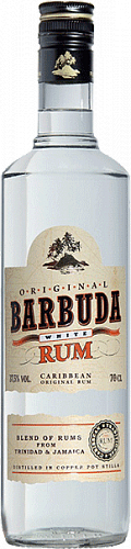 Barbuda Original White Rum
