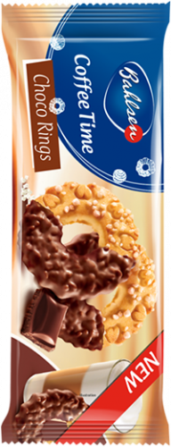 Coffee Time Choco Rings 155гр