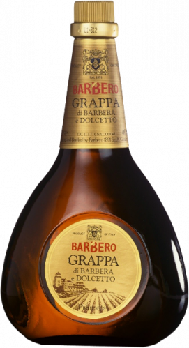 Grappa Barbero Dolcetto