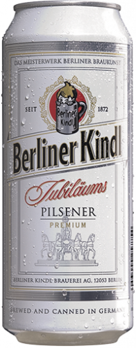 Berliner Kindl Jubilaums Pilsener