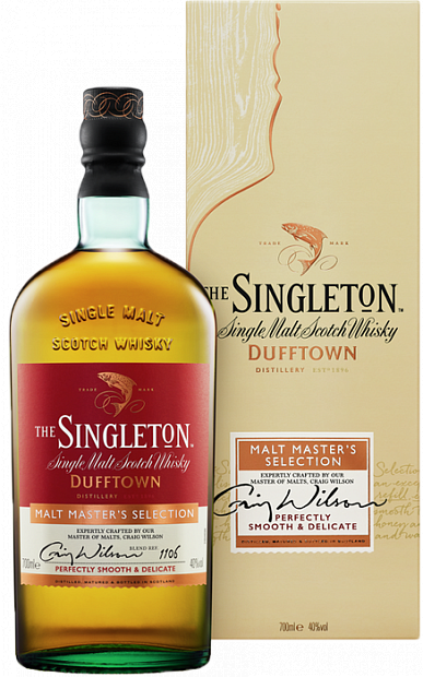 """Singleton"" of Dufftown Malt Master Selection"