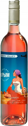 Alma Valley Summer Wine