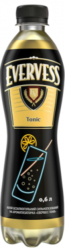Evervess Tonic 0.6л