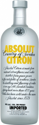 Absolut Citron 0.7л