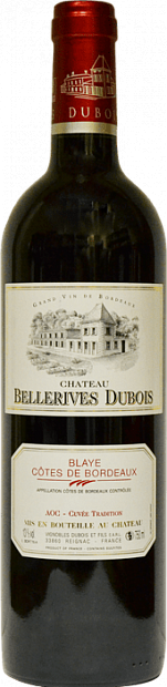 Chateau Bellerives Dubois «Tradition»
