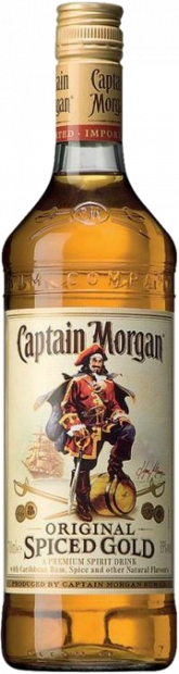 Captain Morgan Spiced Gold 0.5