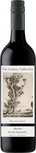 Boundary Rider Merlot Lindsay Collection