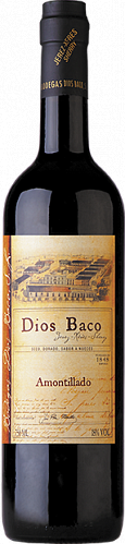 Dios Baco Elite Amontillado
