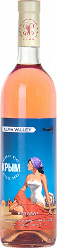 Alma Valley, Summer Wine Semi-Dry