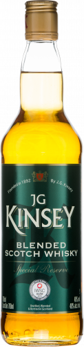 Kinsey Blended Scotch Whisky