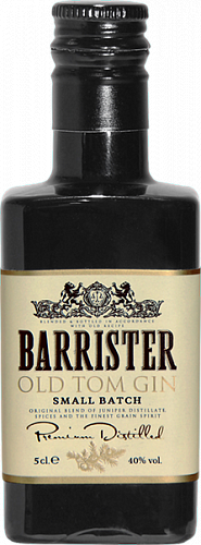 Barrister Old Tom Gin