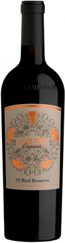 Cape Five Organic Red