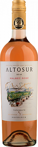 Altosur Malbec Rose