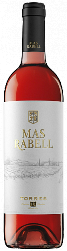 Torres, Mas Rabell Rose Catalunya DO 2016
