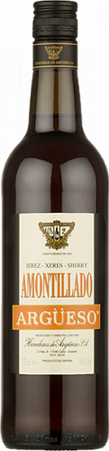 Argueso, Amontillado, Jerez DO