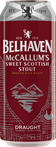 Belhaven, McCallum's Sweet Scottish Stout
