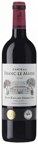 Chateau Franc Le Maine Expression